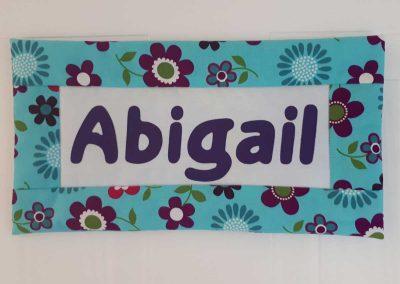 abigail-handmade-sign